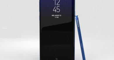 เปิดตัว Galaxy Note 8 สีน้ำเงิน Deepsea Blue พร้อมจำหน่ายในประเทศไทยแล้ววันนี้