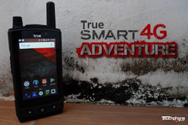 รีวิว True SMART 4G Adventure