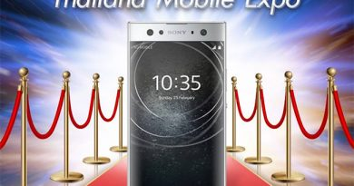 Sony Xperia XA2 Ultra พร้อมขายที่งาน Thailand Mobile Expo 2018
