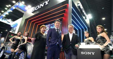 โซนี่ไทย เสริมแกร่งผู้นำเทคโนโลยีและผลิตภัณฑ์ Hi-Resolution Audio ในงานมอเตอร์โชว์ 2018