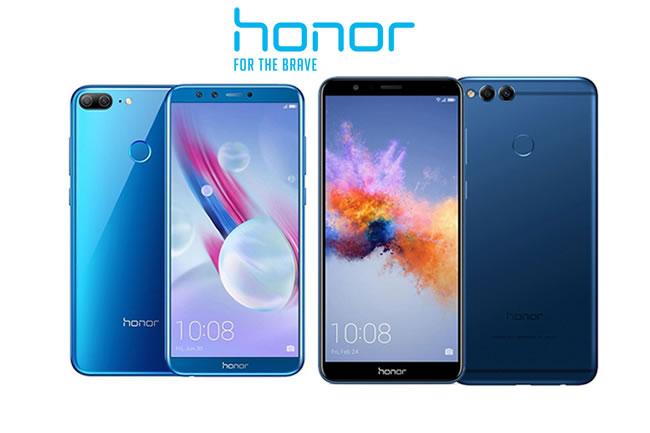 Honor สยายปีกรุกตลาดไทยครั้งแรกด้วยสมาร์ทโฟนรุ่นล่าสุดHonor 9Lite สมาร์ทโฟนสุดโฉบเฉี่ยวพร้อมกล้อง 4 ตัวและ Honor 7X สมาร์ทโฟนประสิทธิภาพล้ำสำหรับคอเกม