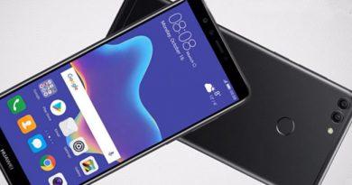 เตรียมพบ Huawei Y9 2018 สมาร์ทโฟนไร้ขอบพร้อมกล้อง 4 เลนส์