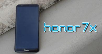 รีวิว Honor 7X