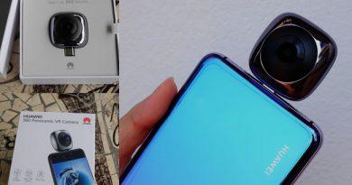 รีวิว Huawei EnVizion 360 กล้องสุดว้าวถ่ายภาพ 360 องศา