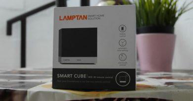 รีวิว Lamptan Smart Cube กล่องอัจฉริยะเปลี่ยนเครื่องใช้ไฟฟ้าให้คุมได้ผ่านมือถือเครื่องเดียว