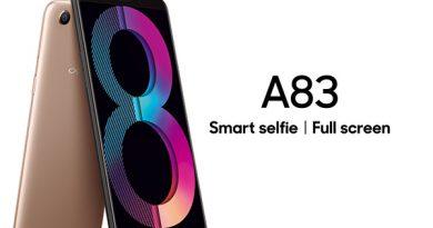เปิดตัว OPPO A83 สมาร์ทโฟน A.I. Beauty เพื่อการถ่ายเซลฟี่ที่สมจริงและเป็นธรรมชาติยิ่งขึ้น ในราคาสุดคุ้ม