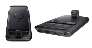 ภาพหลุด Samsung DeX Pad ตัวใหม่ที่จะมากับ Galaxy S9