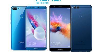 Honor สยายปีกรุกตลาดไทยครั้งแรกด้วยสมาร์ทโฟนรุ่นล่าสุดHonor 9Lite และ Honor 7X