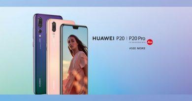 Huawei P20 และ P20 Pro สมาร์ทโฟนระดับโลกในทุกๆด้าน