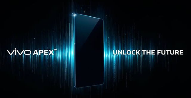 คอนเซ็ปต์สมาร์ทโฟน Vivo APEX ครั้งแรกของโลกกับเทคโนโลยีก้าวหน้าสุดล้ำที่จะพาคุณก้าวข้ามไปสู่อีกระดับ