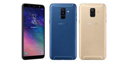 Samsung Galaxy A6 และ A6+ สมาร์ทโฟนรุ่นกลาง Full View Display ไร้ขอบ