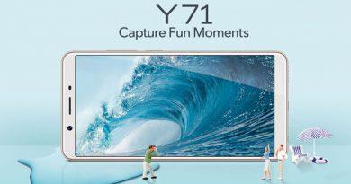 เปิดตัว Vivo Y71 สมาร์ทโฟนจอ FullView ราคาประหยัดจาก Vivo