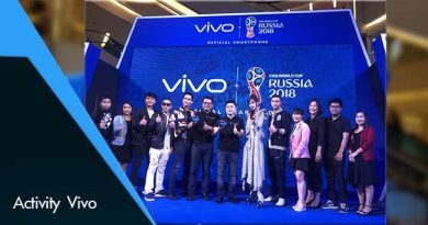 Vivo เปิดตัวแคมเปญ 2018 FIFA WORLD CUP RUSSIA 'MY TIME , MY FIFA WORLD CUP'