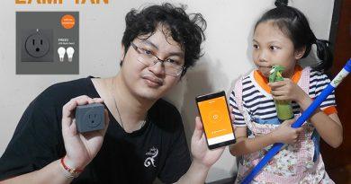 รีวิว Lamptan Smart WiFi Socket ปลั้กไฟที่ช่วยให้เครื่องใช้ไฟฟ้าของคุณถูกควบคุมผ่าน