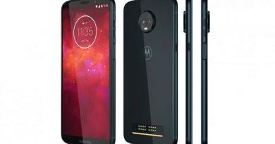 เปิดตัว Moto Z3 Play สมาร์ทโฟนสมาร์ทโฟนรุ่นท็อปตัวใหม่จาก Moto