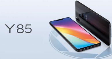 Vivo Y85 สมาร์ทโฟนรุ่นกลางจอกว้างราคากลางๆ