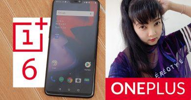 รีวิว OnePlus 6