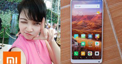 รีวิว Xiaomi Mi Mix 2S