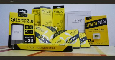 ENYX ขอแนะนำเหล่าอุปกรณ์เสริมหลากหลายสำหรับสมาร์ทโฟนของคุณ