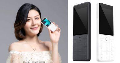 Xiaomi เปิดตัว Qin AI มือถือทรงแท่งย้อนยุค 4G แบตอึดลูกเล่นเพียบ