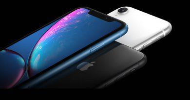 Apple เปิดตัว iPhone XR