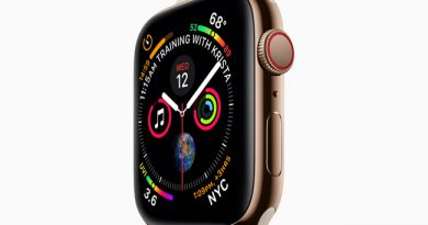 Apple Watch Series 4: ดีไซน์สวยงามที่ออกแบบใหม่หมดพร้อมเพิ่มคุณสมบัติสุดล้ำด้านการสื่อสาร ฟิตเนส และสุขภาพ