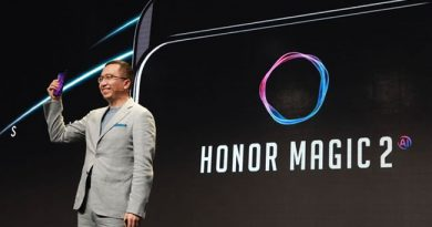 เปิดตัว Honor Magic 2 สมาร์ทโฟนเรือธงรุ่นล่าสุดที่งาน IFA 2018