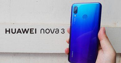รีวิว Huawei nova 3
