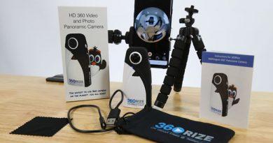 360Rize[TM] เปิดตัว 360Penguin กล้องพาโนรามาสำหรับถ่ายภาพและวิดีโอ VR แบบ 360 องศาตัวแรกของโลกที่เป็นมิตรกับทุกคนในครอบครัว