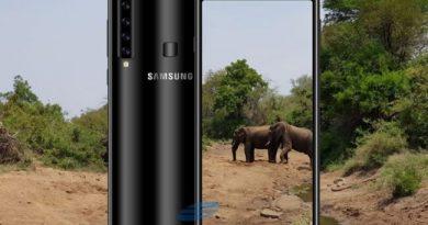 หลุดสเปค Samsung Galaxy A9 2018 สมาร์ทโฟนที่จัดเต็มด้วยกล้องหลัง 4 เลนส์