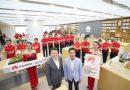 """หัวเว่ยเปิด """"Huawei Experience Store"""" ใหญ่ที่สุดในเอเชียแปซิฟิกที่สยามพารากอน"""