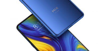 Xiaomi เผยราคาเริ่มต้นMi MIX 3ในไทยเริ่มต้นที่18,999บาท