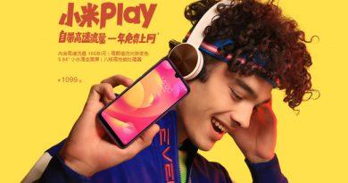 Xiaomi Play สมาร์ทโฟนที่พร้อมด้วยดีไซน์พรีเมี่ยม เล่นเกมส์ลื่นไหลในราคาประหยัด