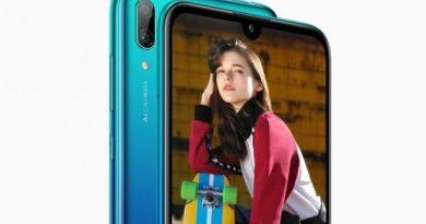 เปิดตัว Huawei Y7 Pro 2019 มือถือราคาประหยัด เน้นจอใหญ่ แบตอึดพร้อม Snapdragon 450