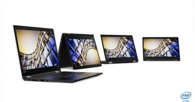 เลอโนโวจัดแสดงผลิตภัณฑ์ ThinkPad รุ่นใหม่ ชูนวัตกรรมอัจฉริยะที่งาน MWC 2019