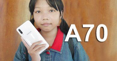 พรีวิว Samsung Galaxy A70