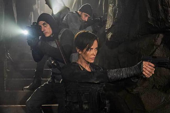 The Old Guard 2020 ดิโอลด์การ์ด หนังแอคชั่น แฟนตาซี  ที่คนคอหนังพูดถึงในหลายๆมุมมอง - TOUCHPHONEVIEW